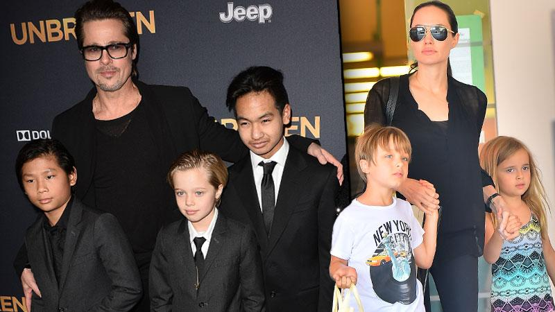 Brad Pitt Angelina Jolie Coping Daughter Shiloh Gender Identity Issues