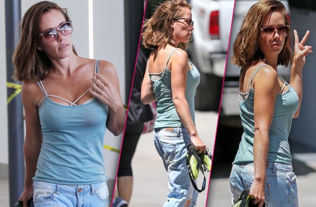 //kendra wilkinson lip injections spa day divorce pp