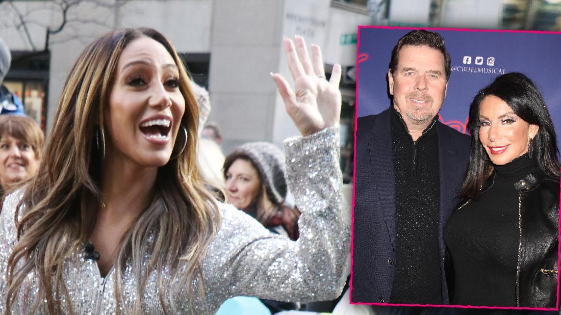 Danielle Staub's Ex Husband Marty Caffrey Slams Melissa Gorga