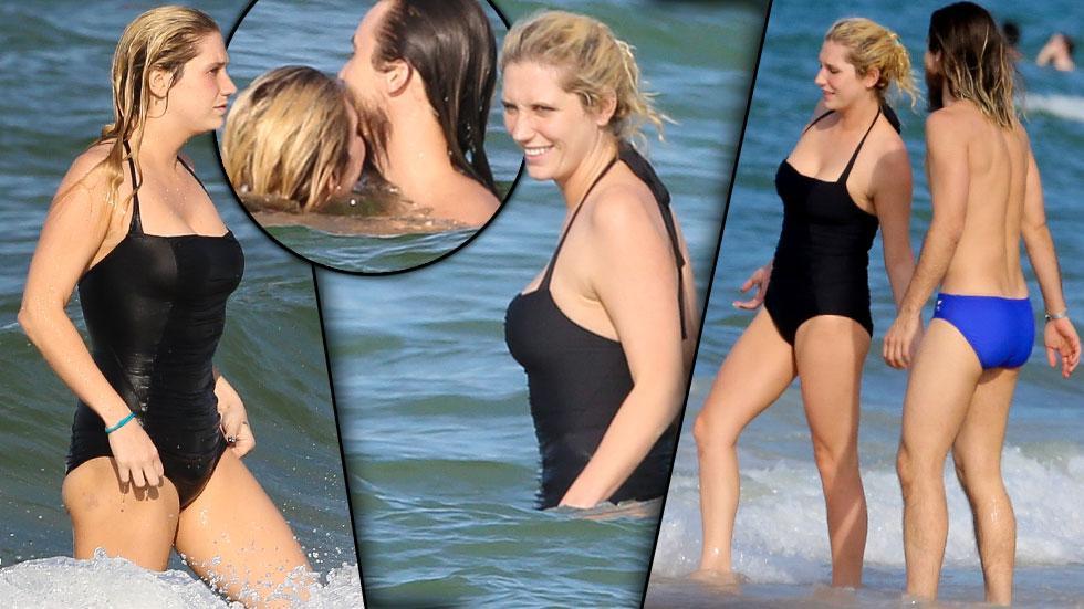 Kesha & Boyfriend Brazil Vacation