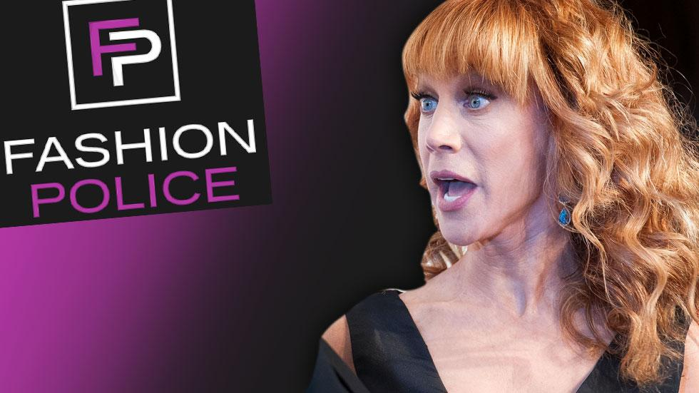//kathy griffin fashion police criticism