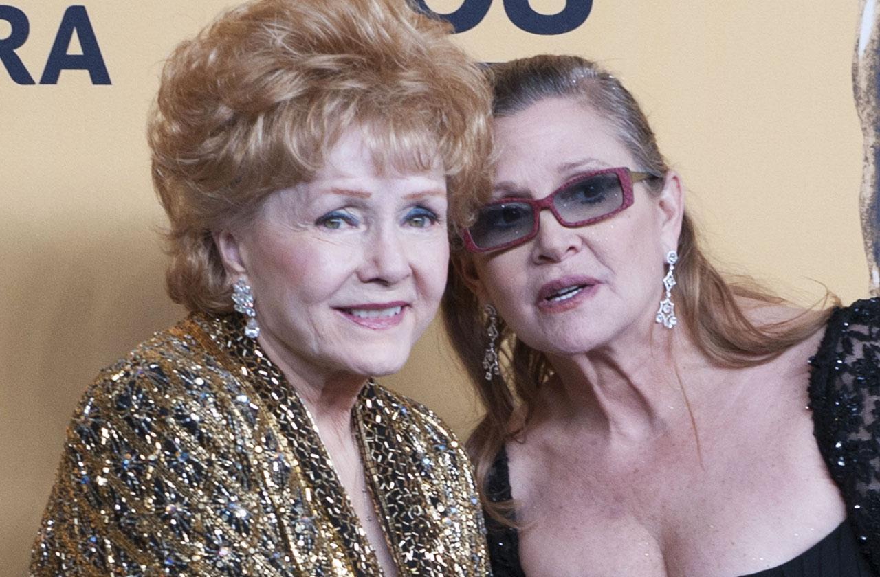 //Debbie Reynolds Predicted Carrie Fisher Death In Dream pp