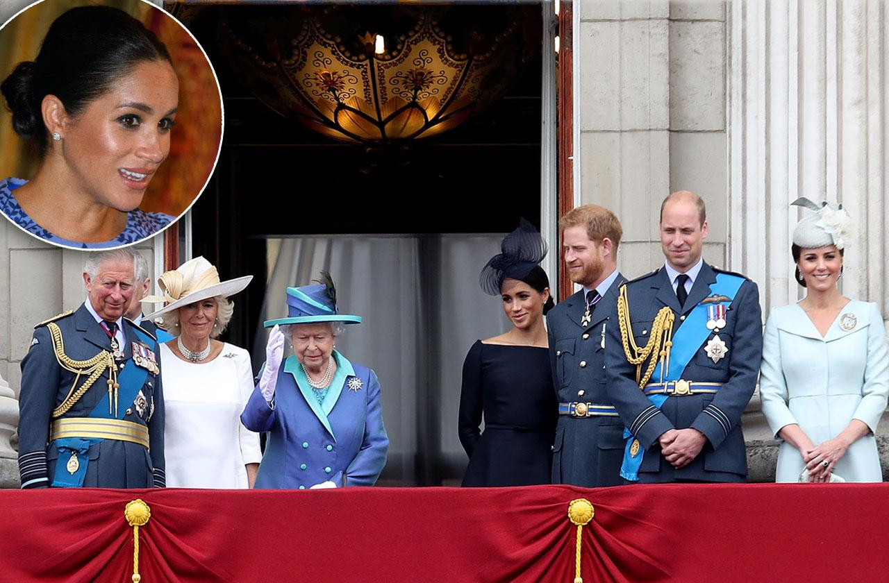 Royals Lose Another Aide Meghan Markle Staffers Quit