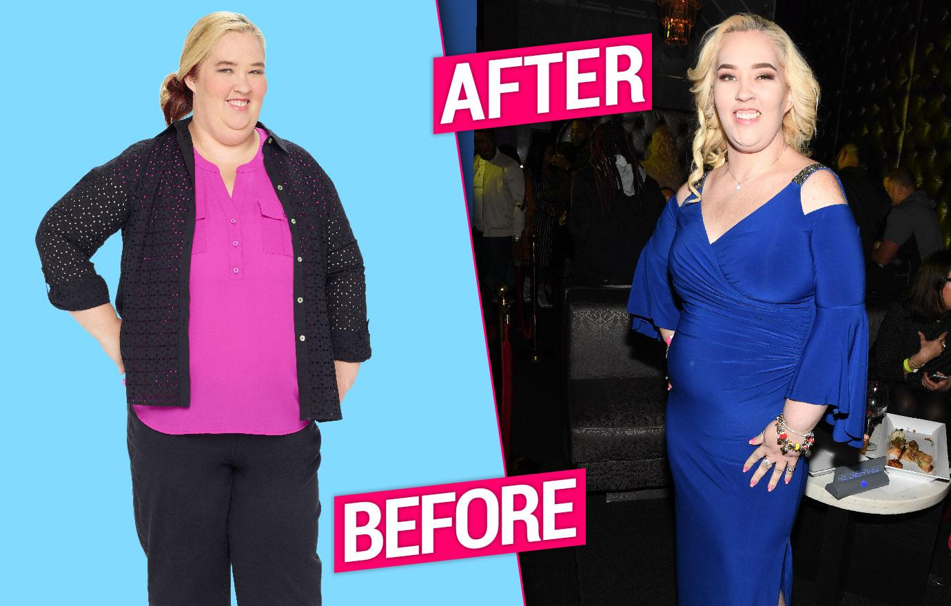 Mama June One Year Since Big Body Reveal
