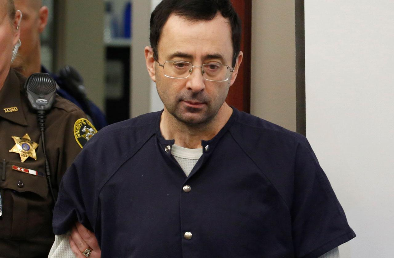 //olympic doctor larry nassar sentenced sexually abusing young women pp