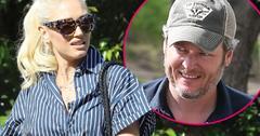 Gwen Stefani Takes Sons To Church Pregnant IVF Blake Shelton