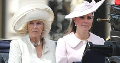 Kate Middleton Camilla Parker Bowles Queen Royal Feud Sabotage New Tell-All