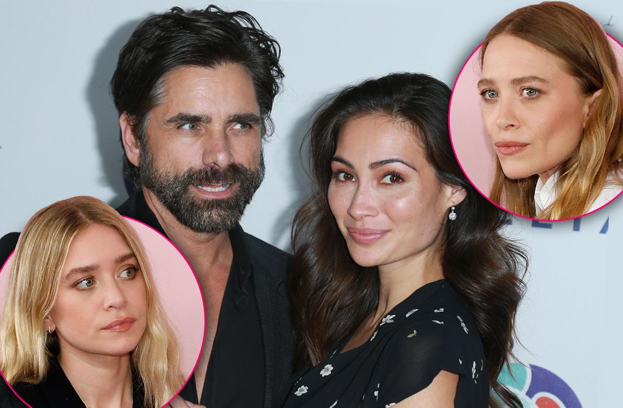 John Stamos Bans Mary-Kate & Ashley Olsen From Wedding