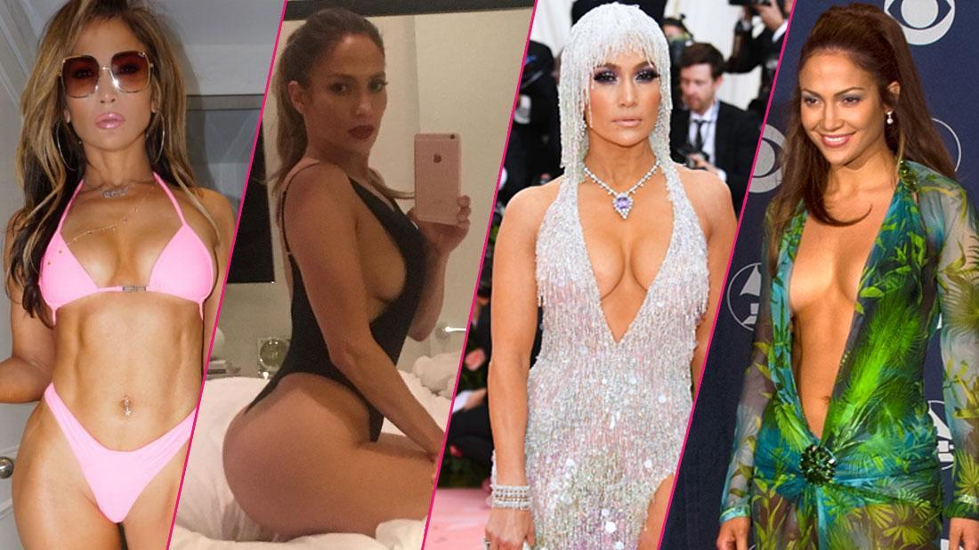 Is This the Most Naked J.Lo Has Ever Been? | InStyle.com