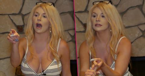Courtney Stodden's Massive Meltdown Caught On Camera