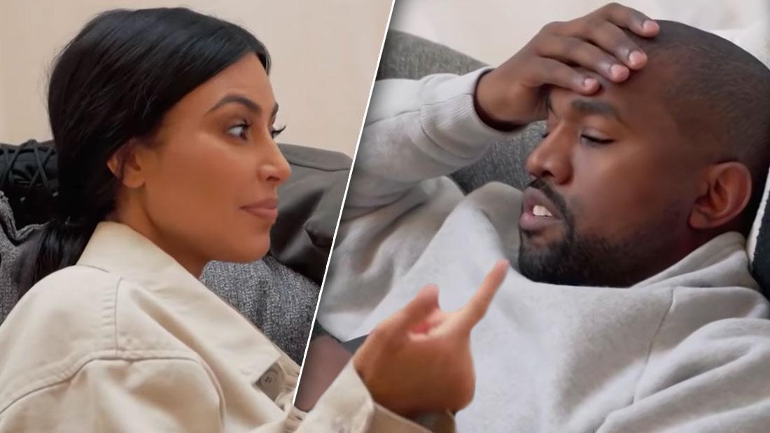 Kim Kardashian & Kanye West Marriage Crumbling Over Chicago Move In New 'KUWTK'