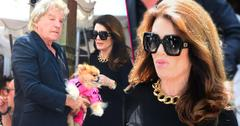 Lisa Vanderpump On Date With Husband After Quitting 'RHOBH'