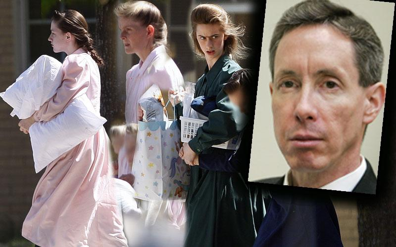 Teen Bride From Warren Jeffs' Polygamist Cult Settles For $2.75 Million