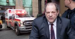 Harvey Weinstein Taken To Hospital With Chest Pains After Verdict