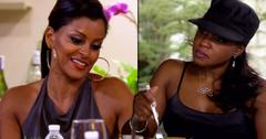 Claudia Jordan Talks About Messy Divorce RHOA Recap