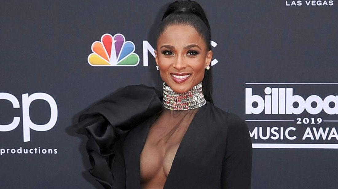Ciara Is Pregnant With Third Child: See Her Baby Bump Photo