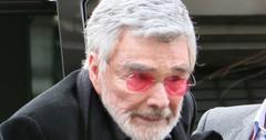 Burt reynolds ill final appearance
