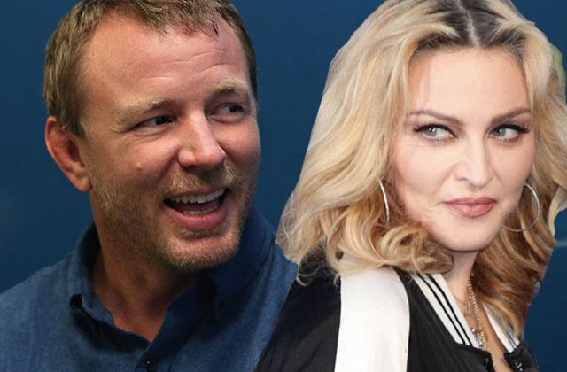 Guy Ritchie and Madonna Reunite