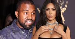 Kanye West looking wiith Disbelief, Kim Kardashian Wearing Diamonds around her neck and diamond ring