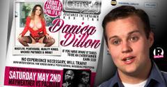 Josh Duggar Cheated Porn Star Danica Dillon Creekside Cabaret