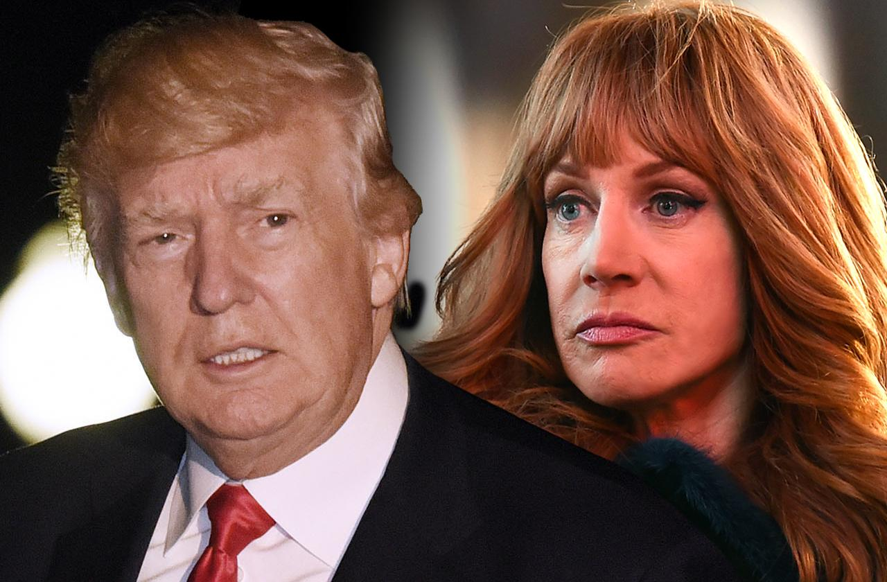 Kathy Griffin Beheaded Donald Trump Photo Apology
