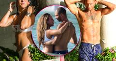 Hot Felon Jeremy Meeks In New Public Display Of Affection With Chloe Green In Barbados