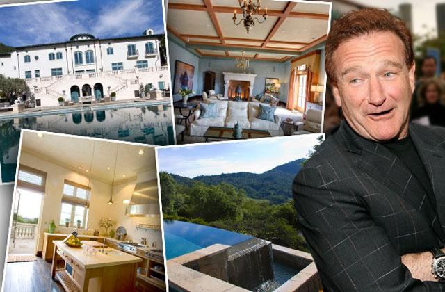 Robin Williams Napa Valley Estate Sold 18 Million Dollars