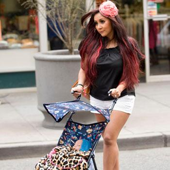 //snooki pregnancy grown up