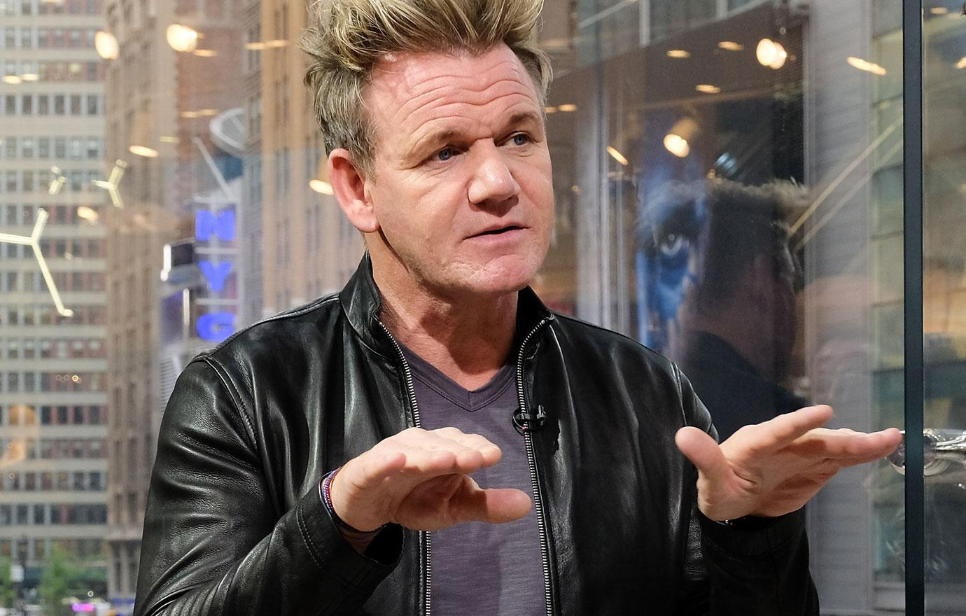 Gordon Ramsay Colombia Death Fears