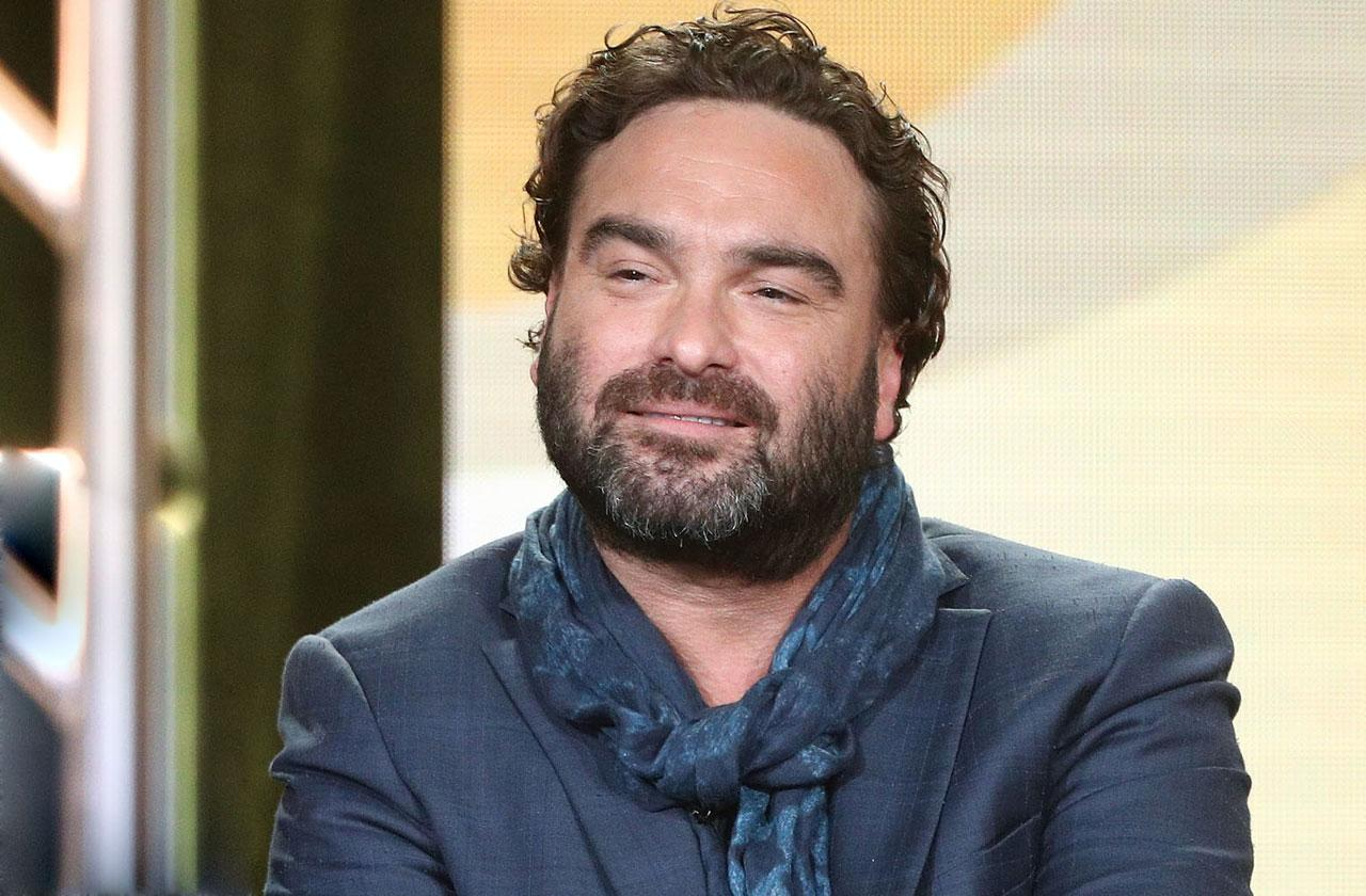 //johnny galecki party lifestyle pp