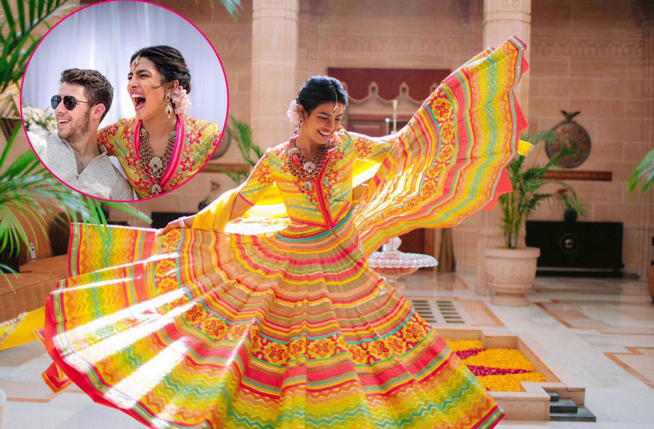 //nick jonas and priyanka chopra families join in wedding celebrations pp