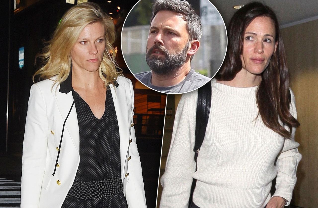 Jennifer Garner and Lindsay Shookus Team Up Against Ben Affleck