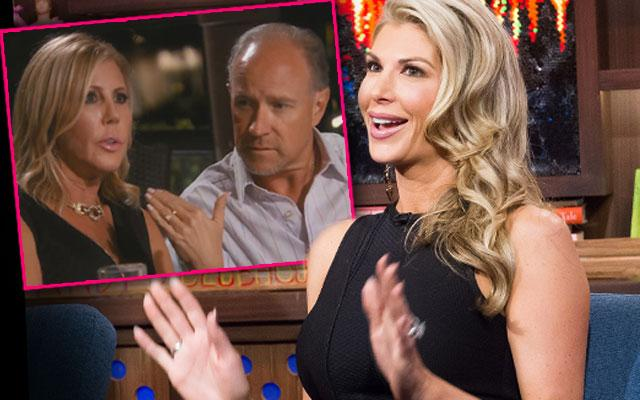 Alexis Bellino 'WWHL' Brooks Ayers