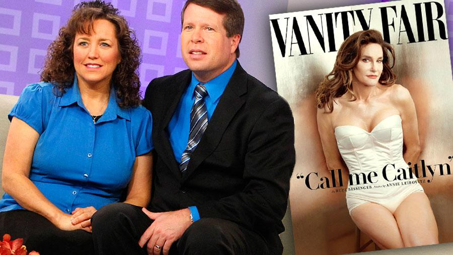 Caitlyn Jenner Bashed By Jim Bob & Michelle Duggar's Best Friends