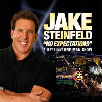 Jake Steinfeld Hits The Vegas Strip With Comedy Show No Expectations