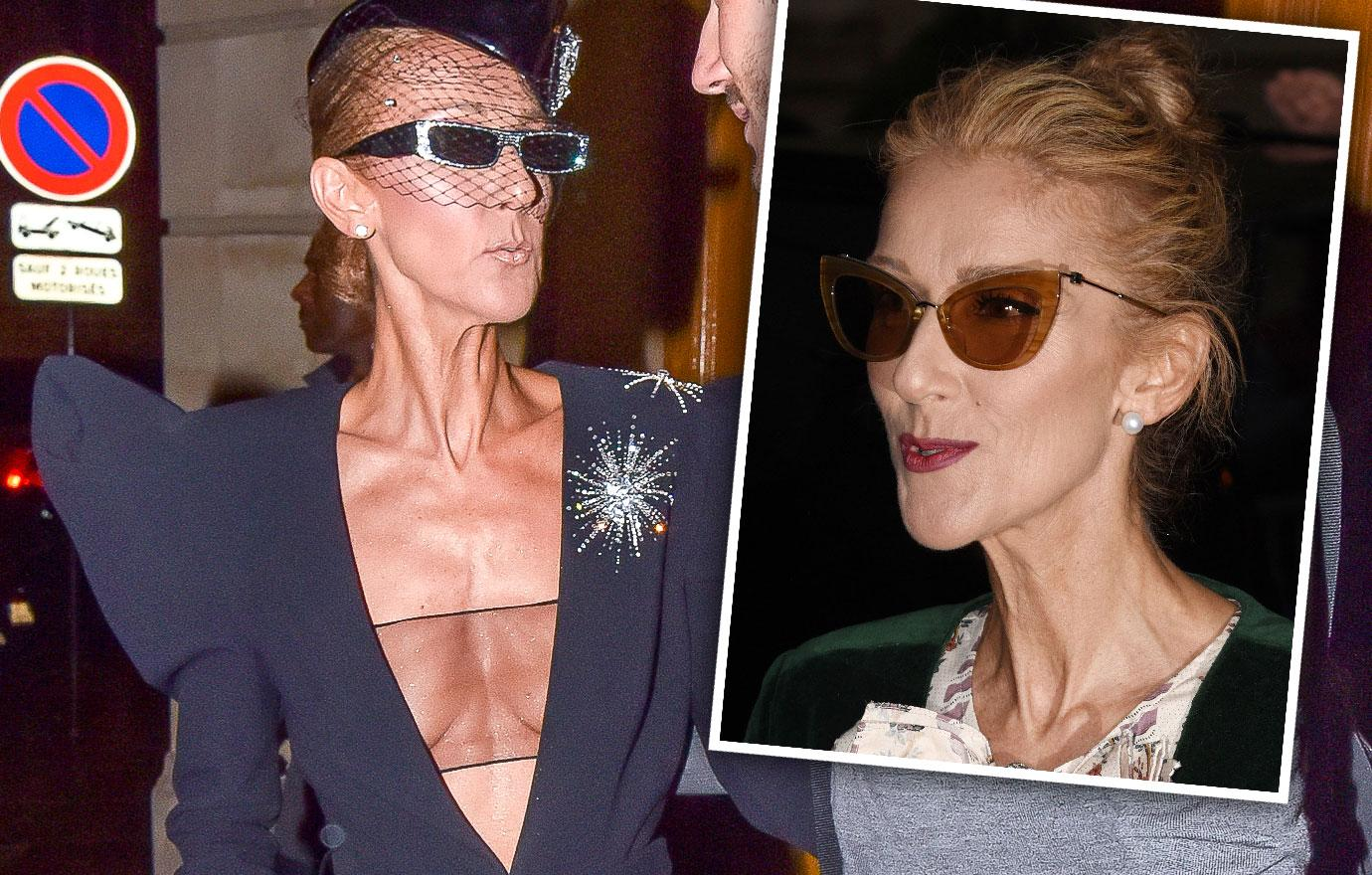 //celine dion scary skinny paris photos revealed pp