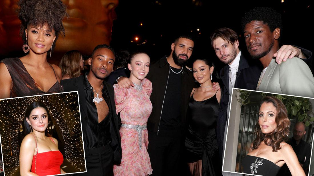 Emmy Awards After Party Celebrities Photos