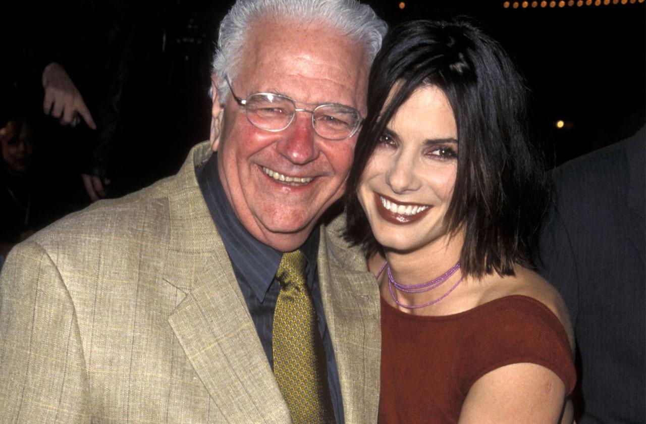 Sandra Bullock Father Dead Final Days