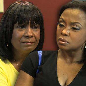 Kandi Burruss' Mom Scolds Phaedra Parks For Introducing Her Daughter To Todd Tucker