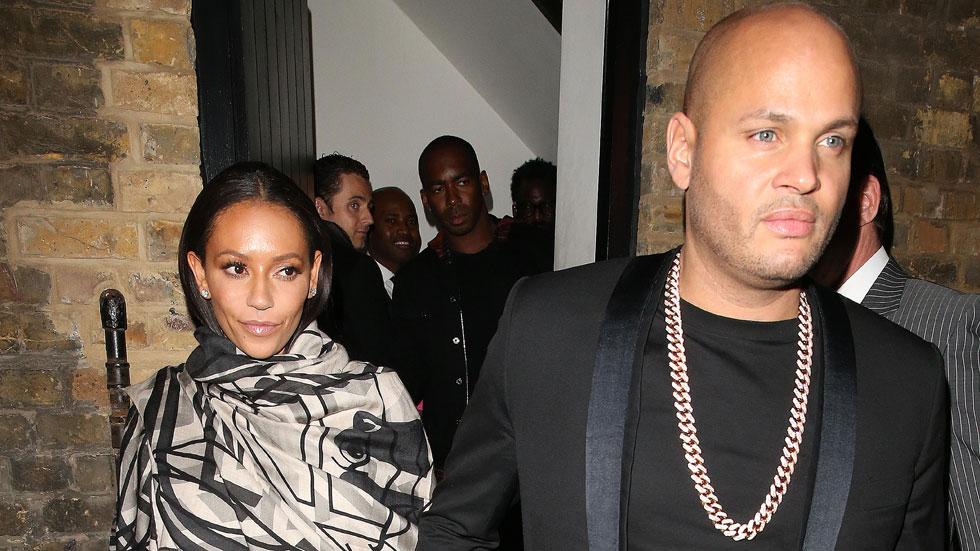 Mel B Husband Stephen Belafonte Abuse