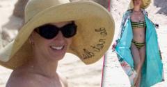 Katy Perry Bikini Boobs Beach Cabo Mexico
