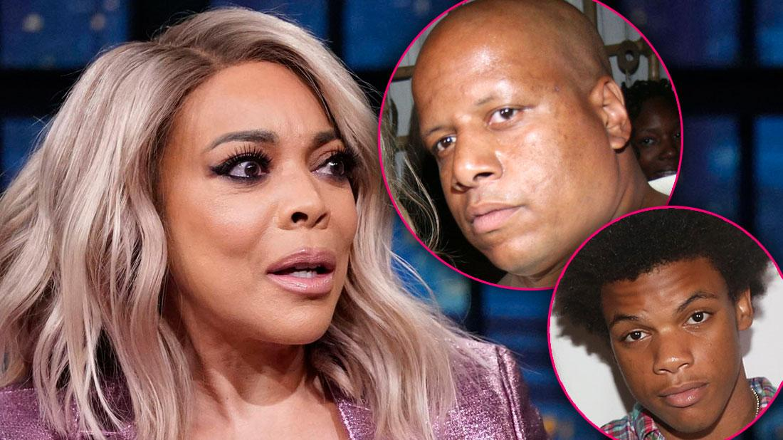 Cops Called After Wendy Williams' Ex & Son Get Into Explosive 'Physical Altercation'