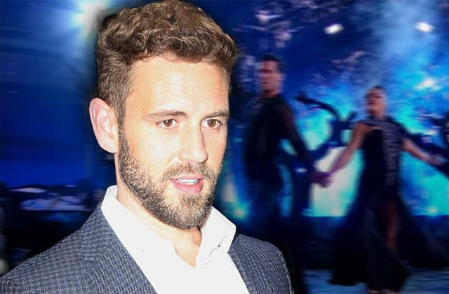 //DWTS Bachelor Nick Viall Feud pp
