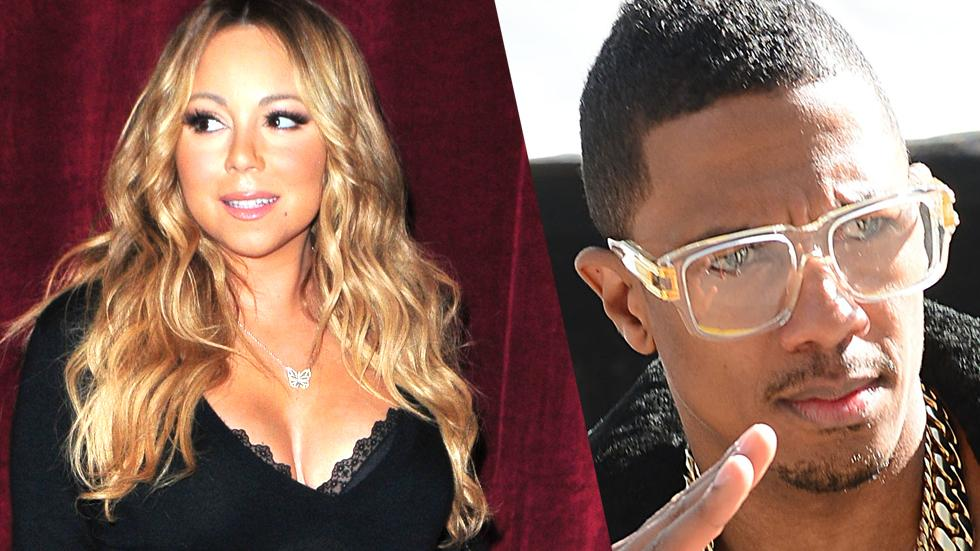 //nick cannon moves on mariah carey marriage pp sl