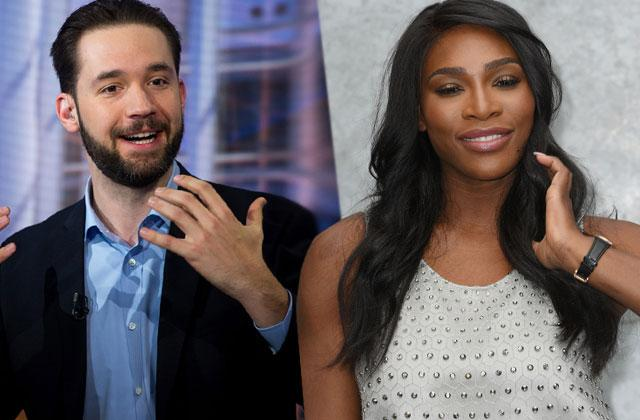 Serena Williams Engaged Alexis Ohanian Tech Billionaire