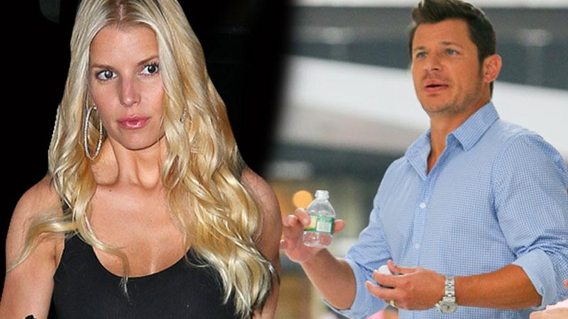 Nick Lachey At War With Jessica Simpson Over Financial Comments