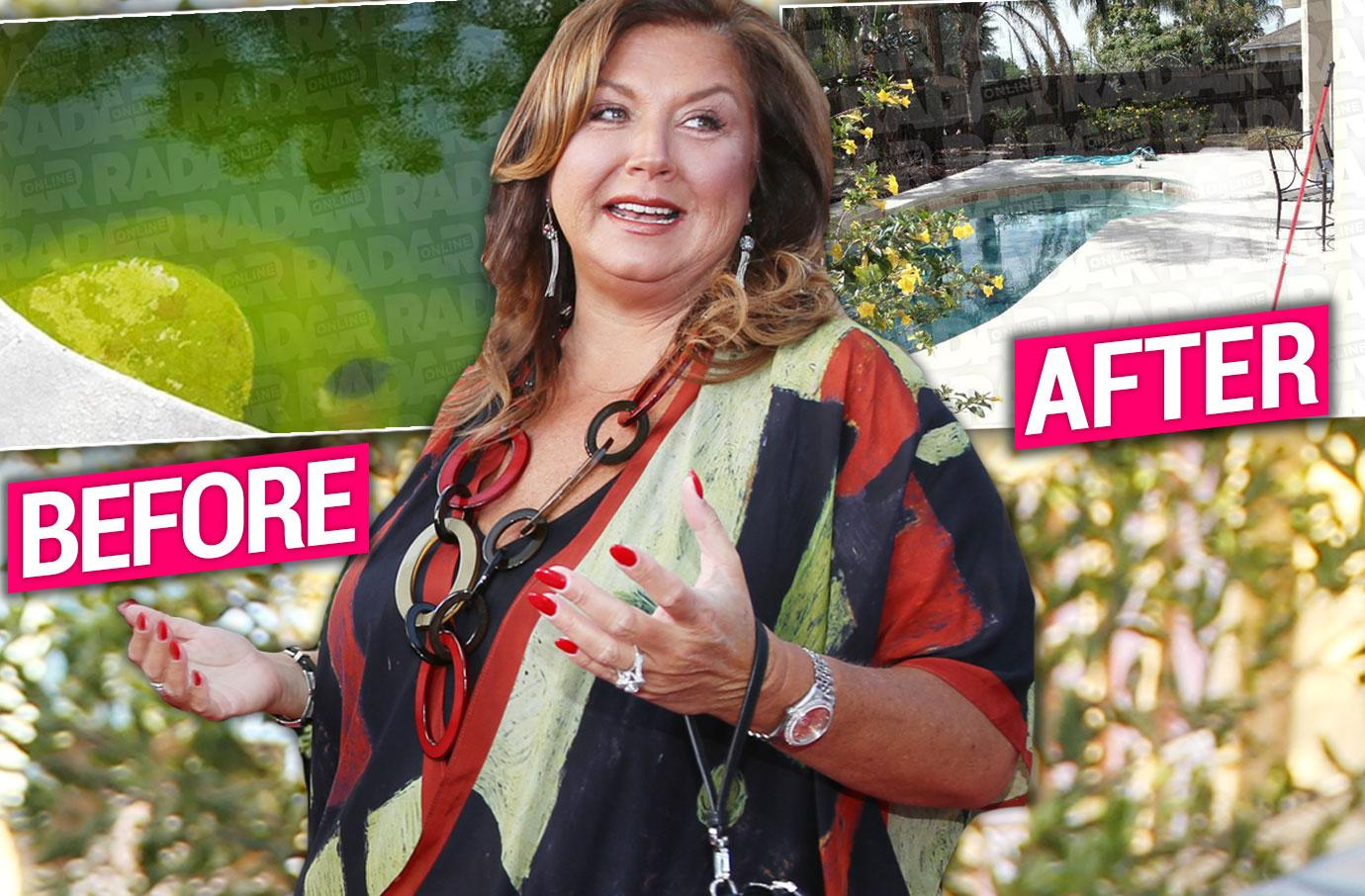 abby lee miller house of horrors dirty pool case closed