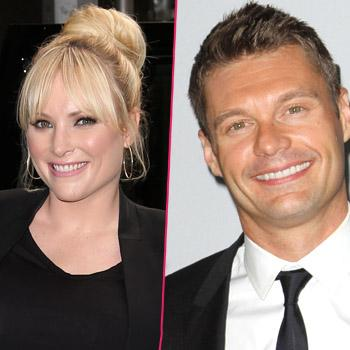 Ryan Seacrest Commissioning Meghan McCain For Kardashian-Style Reality TV Show