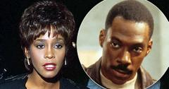 Whitney Houston Secretly Engaged To Eddie Murphy, Girlfriend Claims In Book