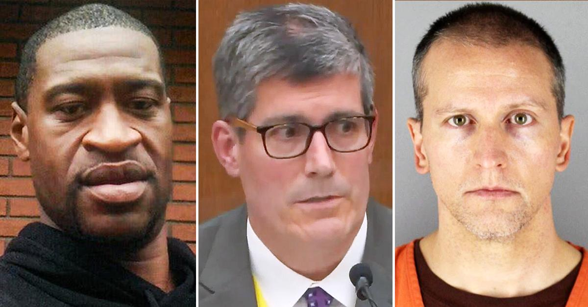 george floyd medical examiner testifies blames police use of force death rf